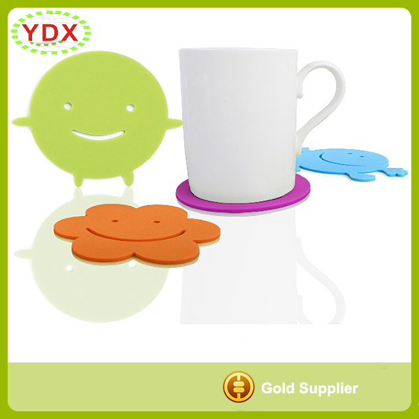 Silicone Cup Coaster