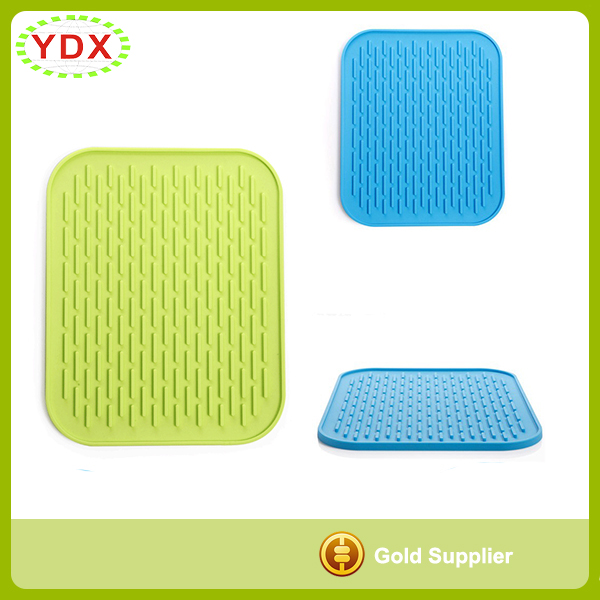 Silicone Trivet Mats
