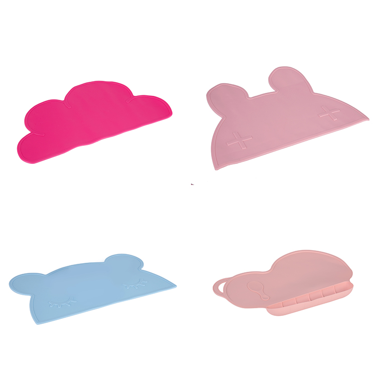 Waterproof Silicone Table Mats for Babies