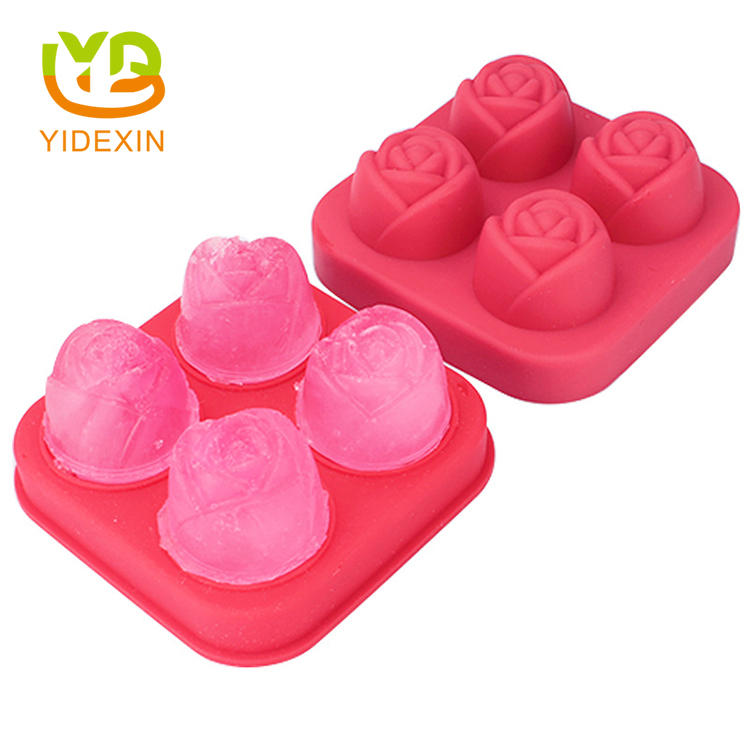 Silicone Ice cream Mold