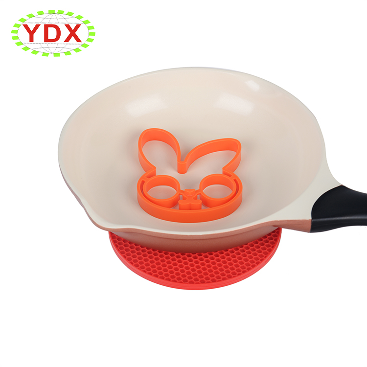 Silicone egg fried mold