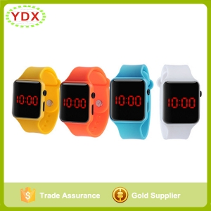 Silicone Fitness Watch