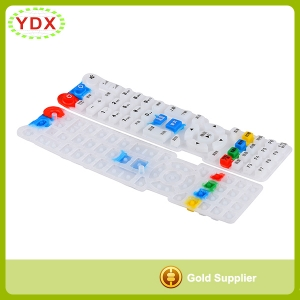 Hot Silicone Keypad