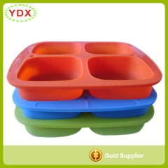 Silicone Ice Cube Trays For Baby Food