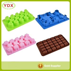 Silicone Ice Lolly Moulds