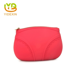 Lady beauty cosmetic bag makeup pouch