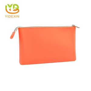 Custom Silicone Stationery Bag Pen Case Pencil Box